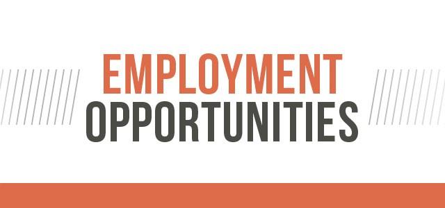 Employment opportunities_banner